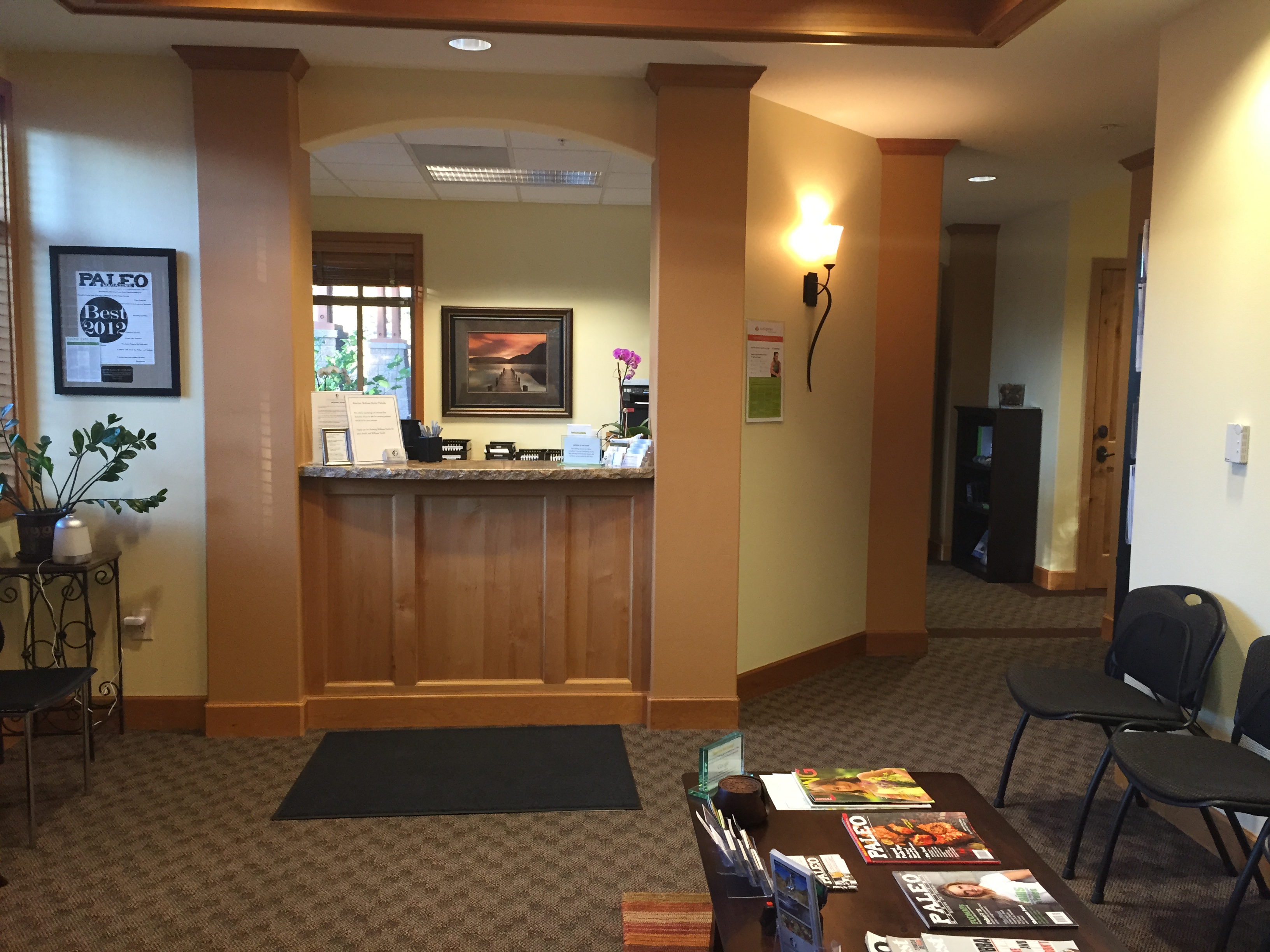 Chiropractor Bend Oregon Office